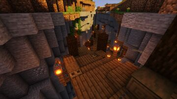 Ravine Base (1.16.3) Minecraft Map & Project