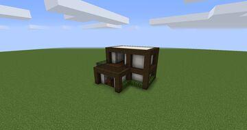 Jack's Modern House Minecraft Map & Project