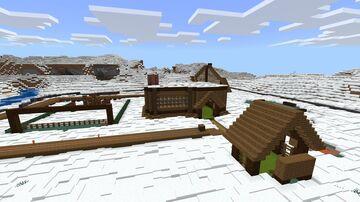 Winter Mc Minecraft Map & Project