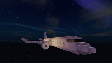 Boeing 737 Minecraft Map & Project