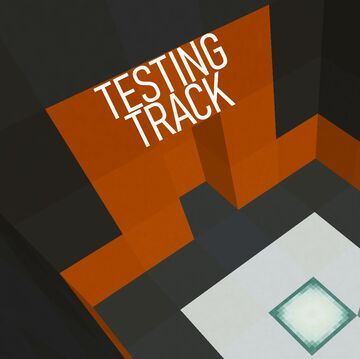 TestCO Testing Track Minecraft Map & Project