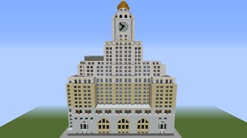 Brooklyn Williamsburg Savings Bank Minecraft Map & Project