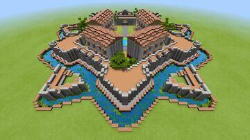Fort Stella Minecraft Map & Project
