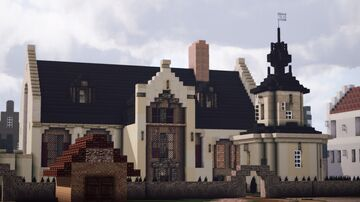 Palts, Zutphen, Netherlands Minecraft Map & Project