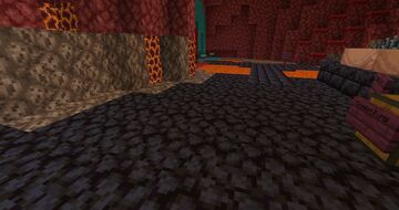 Nether base Minecraft Map & Project