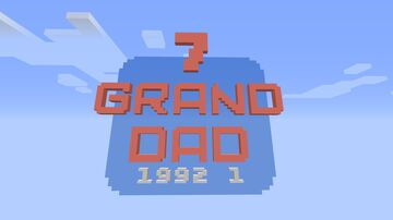 Grand Dad 7 (Flintstones: The Rescue of Dino and Hoppy) Minecraft Map & Project