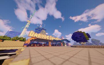 Darude Sandstorm Park Minecraft Map & Project