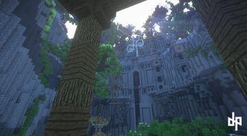 Fantastic Built Minecraft Map & Project