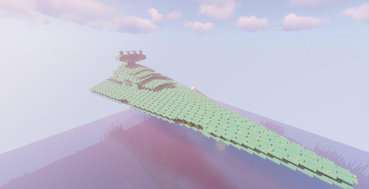 Popular Server Map : 1/10th scale star destroyer