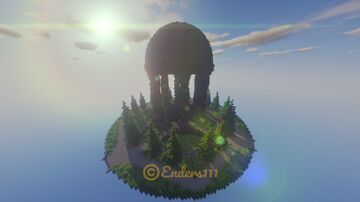 Spawn-Medieval Minecraft Map & Project