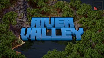 River Valley Minecraft Map & Project