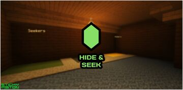 Scaredy Cat: Hide and Seek (Multiplayer) Minecraft Map & Project