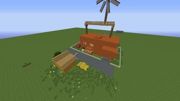 Hello Mr.Neighbor Pre Alpha Minecraft Map & Project