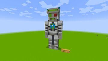 Cyprezz Statue Minecraft Map & Project