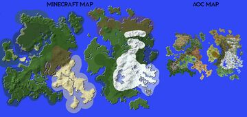 Verra - Ashes of Creation Map [1.12.2] Minecraft Map & Project