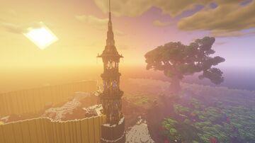 "Village ""Work In Progress"" Minecraft Map & Project"