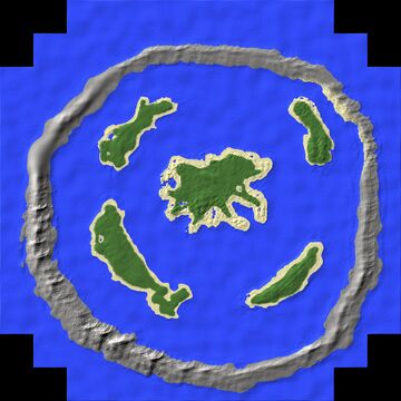 Desolation Island: Expansions Update (Download) Minecraft Map & Project