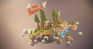 Epic hub Minecraft Map & Project