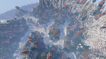 Crescent Cove Minecraft Map & Project