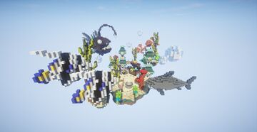Small lobbys [Map pack] Minecraft Map & Project