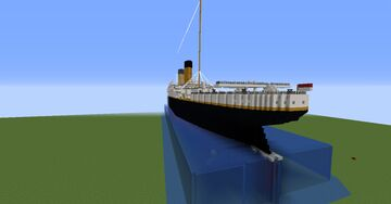 R.M.S Minecraft Map & Project