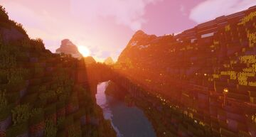 Small Terraforming Minecraft Map & Project