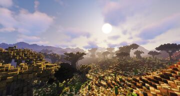 Digitata Forest - Project Aragon - By Northling64 Minecraft Map & Project
