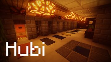 Hubi Minecraft Map & Project