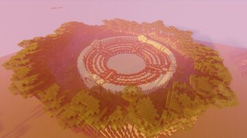 PVP Arena (Schematic) Minecraft Map & Project