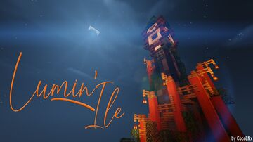 Lumin'Ile Minecraft Map & Project