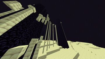 end parkour Minecraft Map & Project
