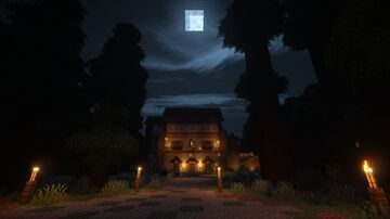 Granny - The Horror Game fully functional in Minecraft Ver.1.14+ Minecraft Map & Project