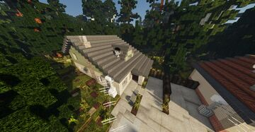 The Tremblay residence Minecraft Map & Project