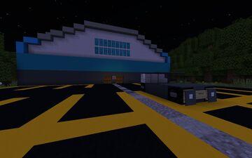 Rockstar Pizzeria v2 Minecraft Map & Project