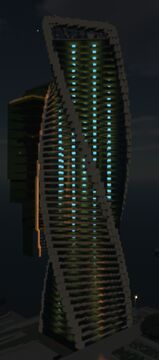 Evolution Tower Minecraft Map & Project