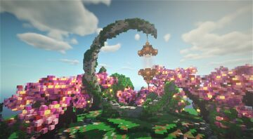Moongate Minecraft Map & Project