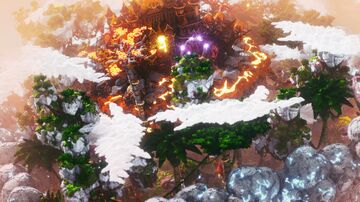 Avatar Fire Realm Minecraft Map & Project