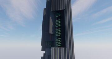 Half-life 2 Citadels (V1-V3) Minecraft Map & Project