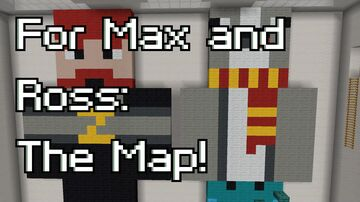 For Max and Ross: The Map! (1.16.1) / Parkour Minecraft Map & Project
