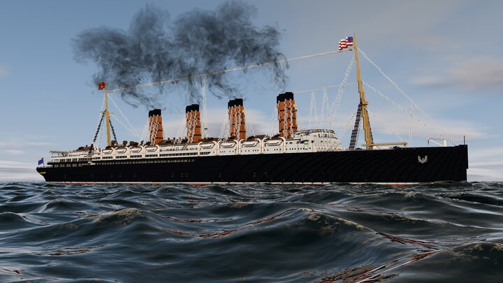 Lusitania before the War