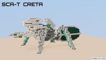 SCA-T Creta [Downloadable] Minecraft Map & Project