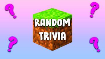 Random Trivia Minecraft Map & Project