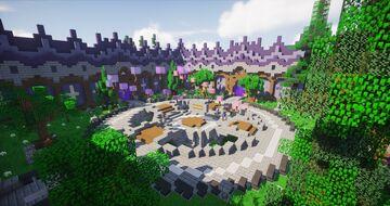 [GeoBuilds] - MiniLobby Minecraft Map & Project