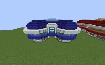 PokeMart & PokeCenter Minecraft Minecraft Map & Project