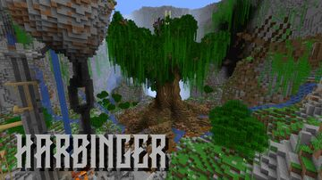 Harbinger - Minecraft Survival Map 1.15.2 [CTM] Minecraft Map & Project