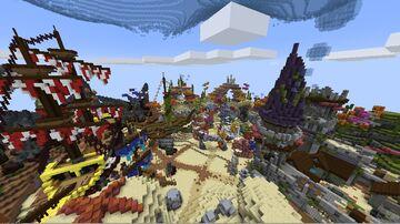 Scuba Diving Sim Minecraft Map & Project