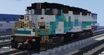 Metrolink EMD F59PH Minecraft Map & Project