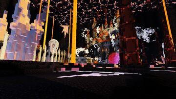 Spooky Halloween Hubs Minecraft Map & Project