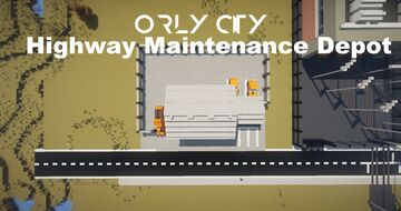 Orly City Update 3 Minecraft Map & Project