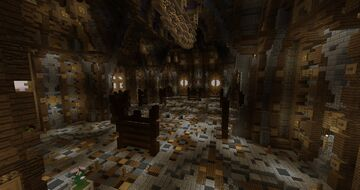 Warp Shop! Minecraft Map & Project